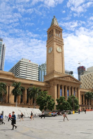 Clock Tower Tours | Brisbane City Hall