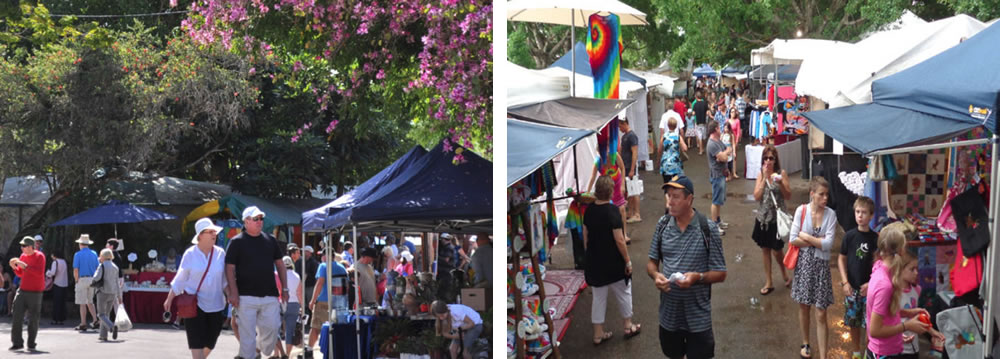 Eumundi Markets Half Day Tour