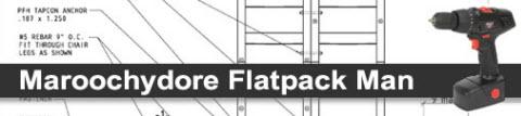Maroochydore Flat Pack Man