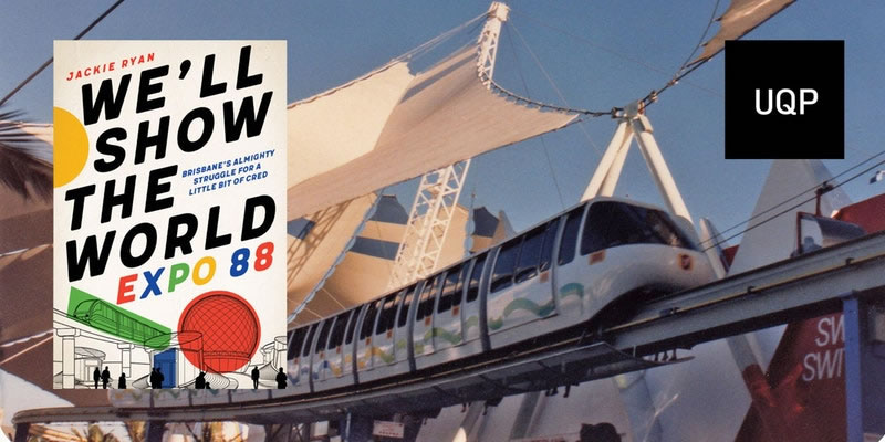 Book Launch - We'll Show the World: Expo 88