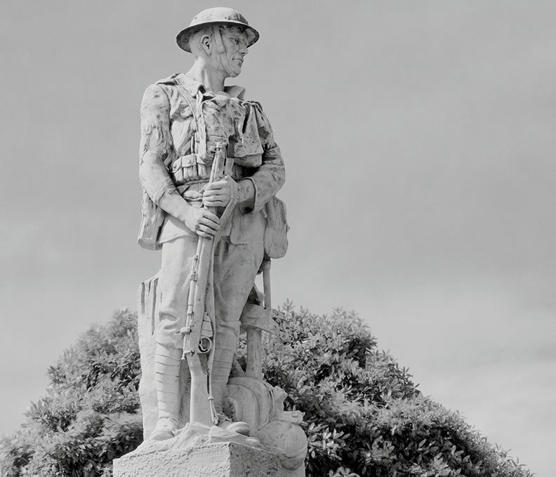 Laurence Aberhart - ANZAC: Photographs